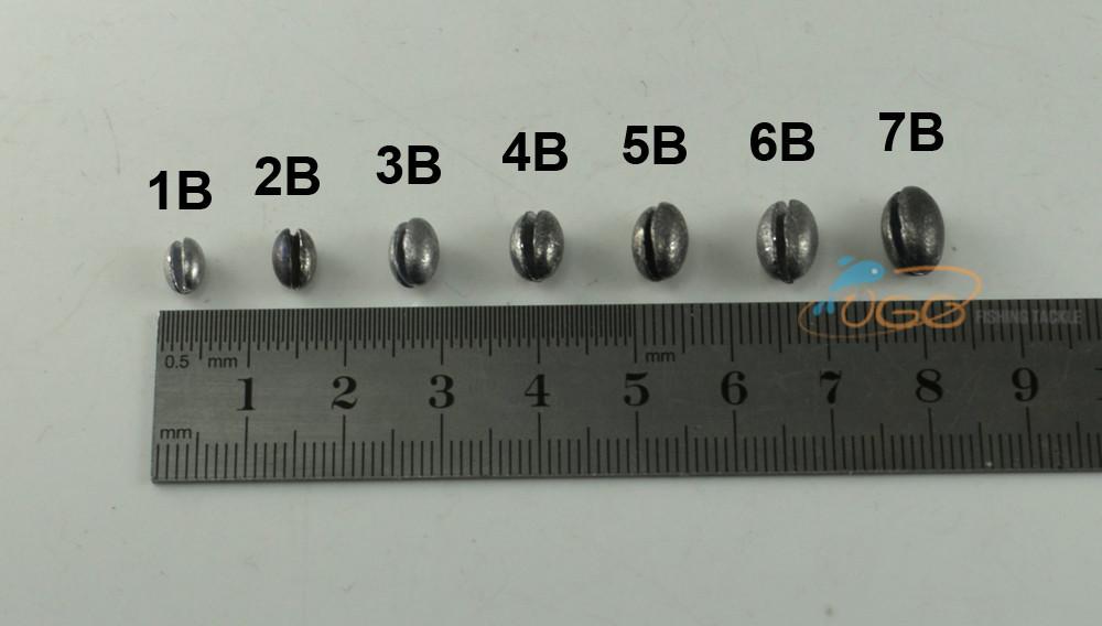 split-shot-size-1b-to-7b