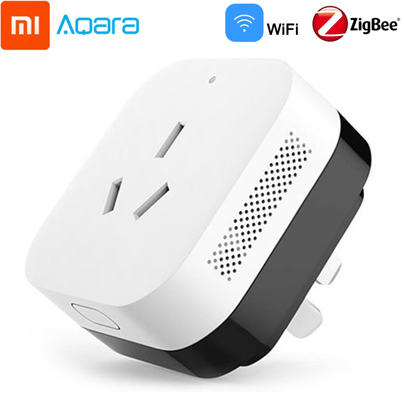 Xiaomi Aqara Air Conditioning Companion Gateway 3 Zigbee Function Air Conditioning Control Module Smart Home Kit Work With Aqara