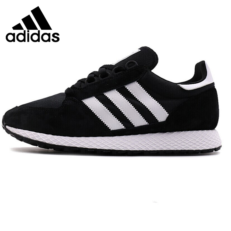 Original New Arrival  Adidas Originals FOREST GROVE Men's Skateboarding Shoes Sneakers