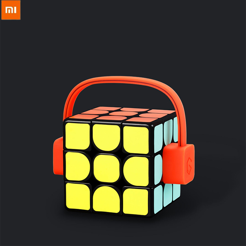 xiaomi uper smart cue App remote comntrol Professional MagicCube Puzzles Colorful Educational Toys For man woman