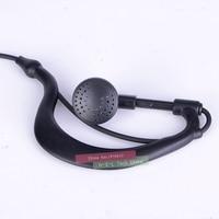 מכשיר הקשר עבור אוזניות אוזניות Baofeng Waterproof מכשיר הקשר UV-XR UV-5S UV5R-WP GT-3WP T-57 R760 GT-3TP מקורי אוזניות אפרכסת (2)