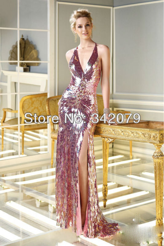 Compare Prices on Silk Chiffon Prom Dresses- Online Shopping/Buy ...
