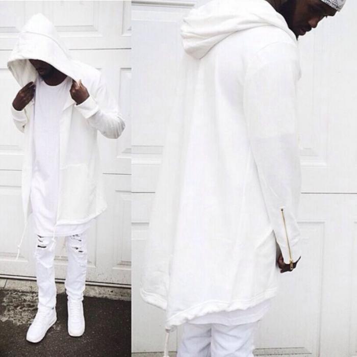 HTB1y6NUdBWD3KVjSZFsq6AqkpXaZ Newly Men Hooded Gown Hip Hop Mantle Coat Hoodies Loose Sweatshirts Long Sleeves Cloak Autumn Winter Outwear DOD886