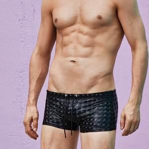 6f4c52c7c8 PENERAN 3D Printed Men Swimming Trunks Swimsuit Man Beach Shorts Sexy Male  Underwear