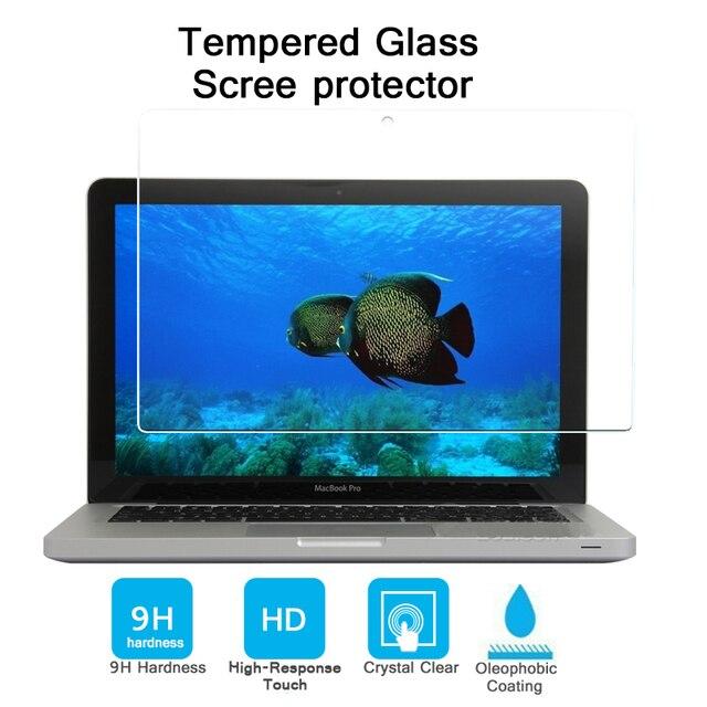 """13.0 """"0.3mm 9 H 2.5D prueba de Explosiones de Cristal Templado de cine para Macbook pro 13 pulgadas tablet Anti-shatter protector de pantalla LCD de ALTA DEFINICIÓN de películas"""