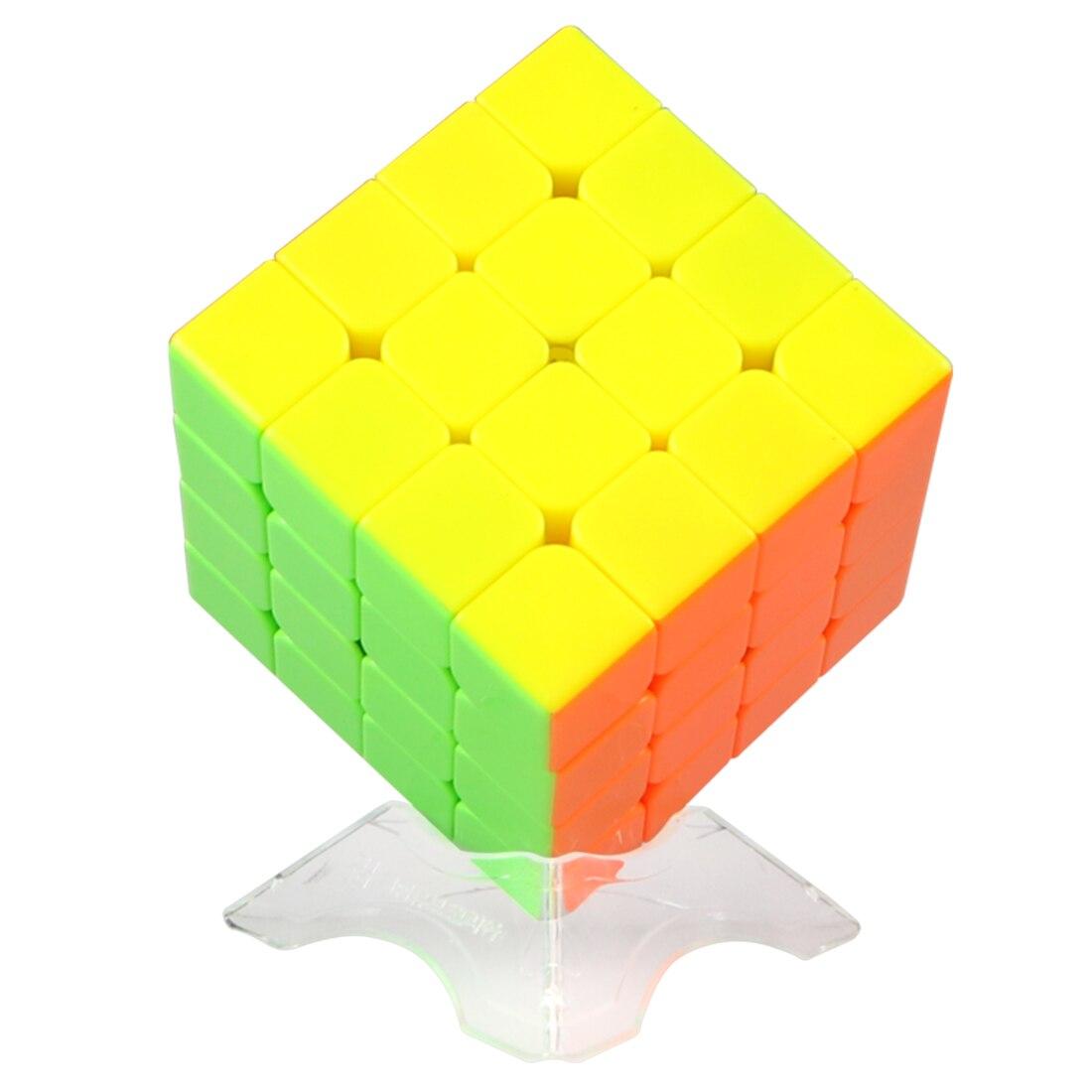 2019 nouvelle arrivée Qiyi Mofangge Wuque Mini Type magnétique 4x4 Cube magique jouets éducatifs pour l'entraînement du cerveau