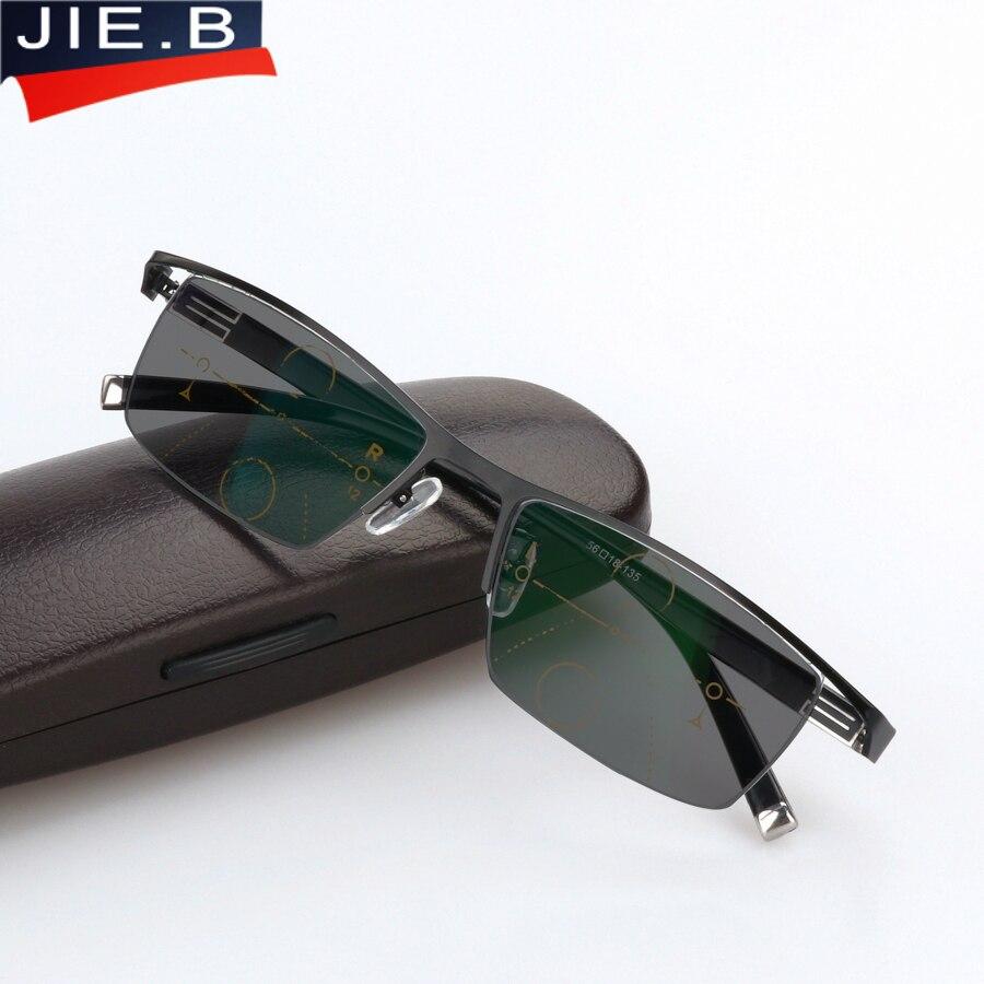 Prijelazne sunčane fotokromne naočale za čitanje Muškarci - Pribor za odjeću