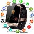 Montre intelligente Bluetooth DZ09 Smartwatch TF SIM caméra hommes femmes Sport montre-bracelet pour Samsung Huawei Xiaomi Android téléphone montre hommes
