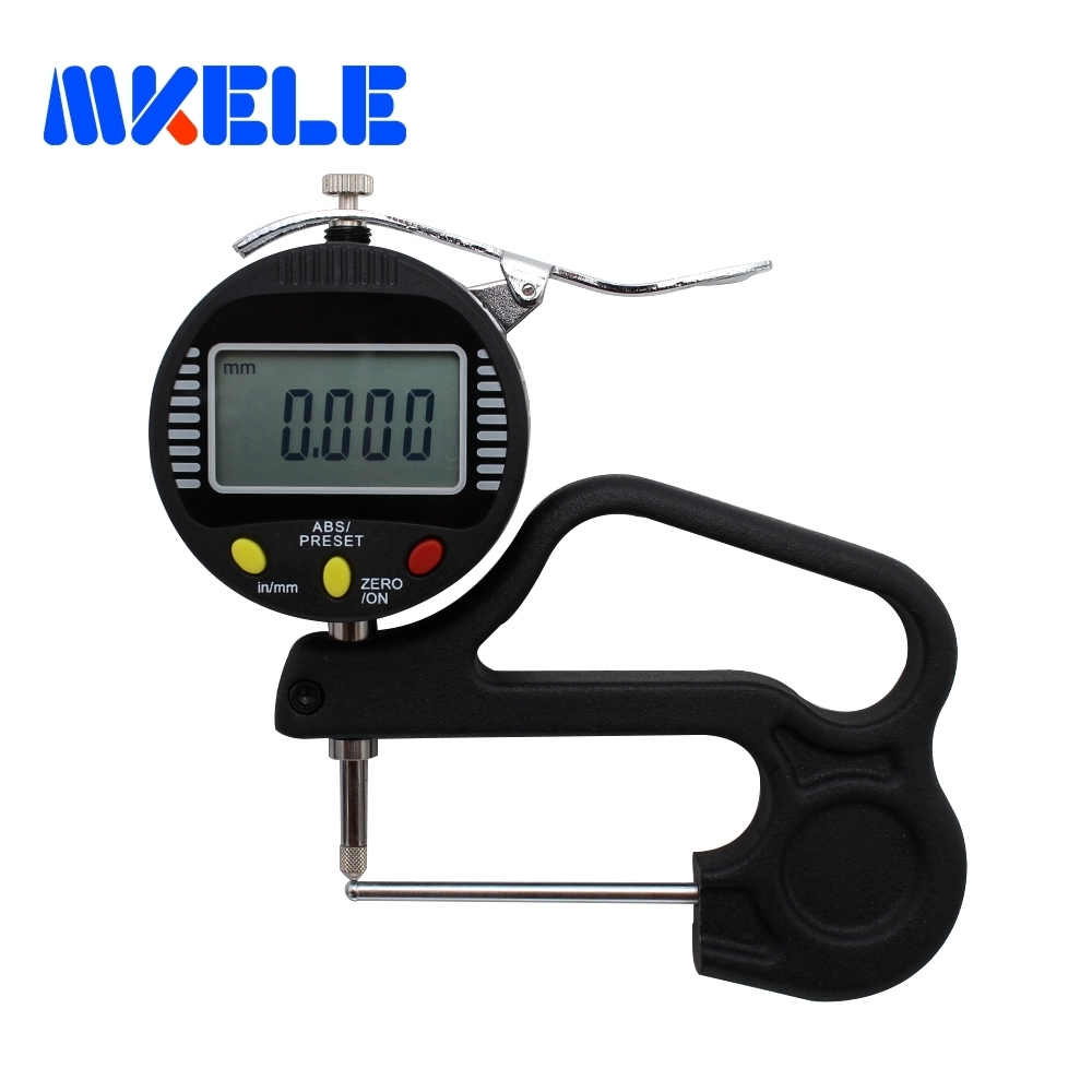 0-10*60  0.001mm Thousand In Charge Of Digital Thickness Gauge   Tube Tester Thick Sheet0-10*60  0.001mm Thousand In Charge Of Digital Thickness Gauge   Tube Tester Thick Sheet