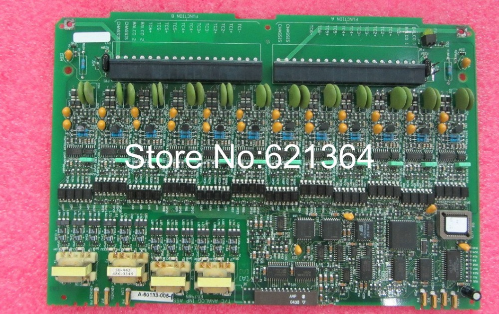 Techmation A60133-005-1 Motherboard for industrial use new and original 100% tested ok