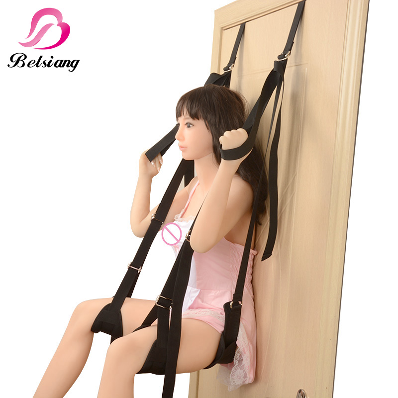 Sex toy swing and stand