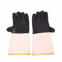 giantree 1Pair Welding Work Gloves Heatproof Durable Anti Splash Welders Safety Workwear(China)