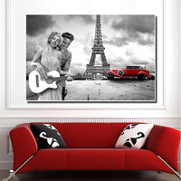 Marilyn Monroe Wall Art Canvas Painting Art Poster Wall Pictures for Living Room Decoration Picture Print Wall Vintage Poster