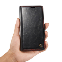 Original Cell Phone For LG V20 Case Luxury Leather Magnetic Auto Flip Stand Wallet Card Holder