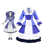 Melty Cosplay The Rising of the Shield Hero Melty Q Melromarc Dress Cosplay Costume Custom Made Haloween Women Costume