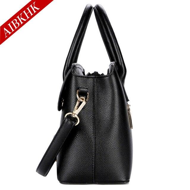 Genuine Leather Handbags Luxury Designer Shoulder Crossbody Bags for Women 2018 Fashion Totes Female Famous Brand Lady Hand Bag 4