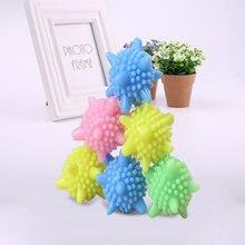 Сушильные моющие шарики смягчитель Нет химический кондиционер для одежды ткань эко мяч