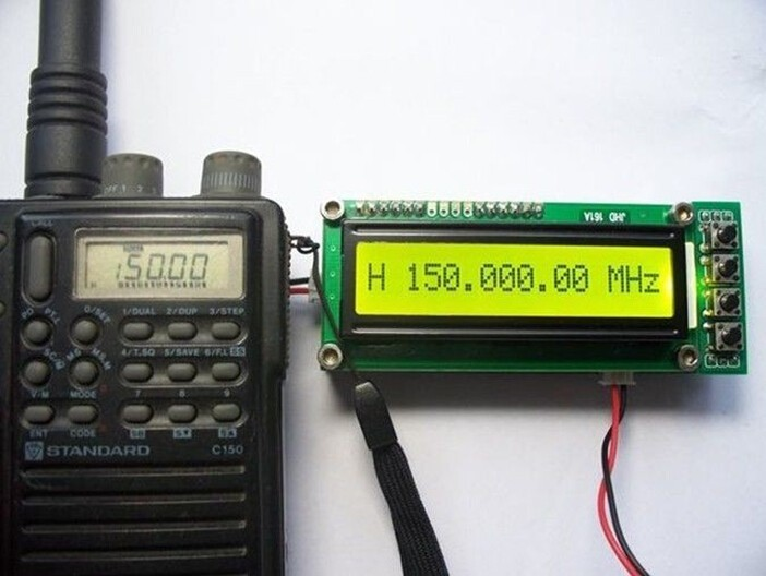 Tester  0.1-1100MHz 0.11-1GHz
