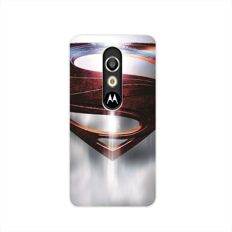 06735 Man Of Steel <font><b>Blu</b></font> <font><b>Ray</b></font> cell phone case cover for For Motorola Moto G3 G4 X+<font><b>1</b></font> PLAY PLUS ONE style