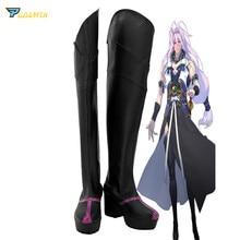 цена на Touken Ranbu Online The Sword Dance SengoMuramasa Cosplay Shoes Custom Made Boots