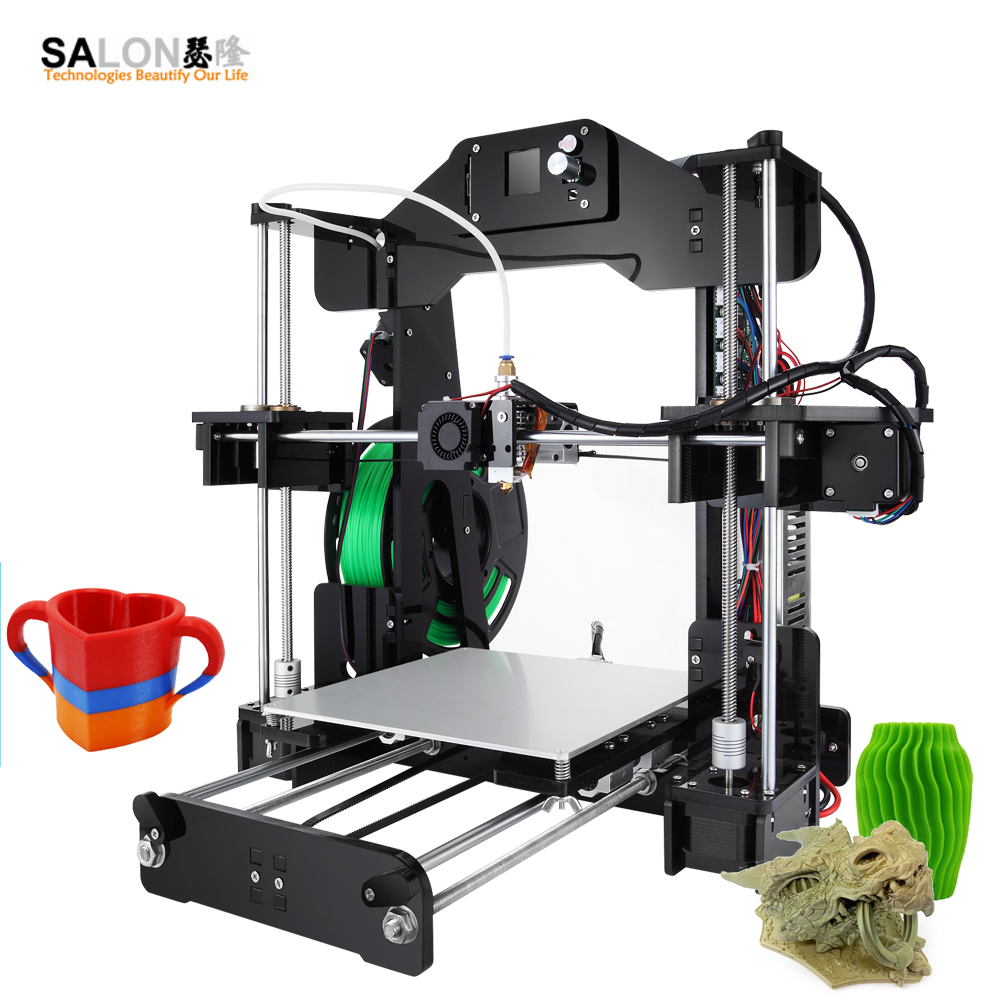 Sinis Z1 Upgraded i3 Smart Leveling Stampante 3d Multi Languages Menu 20 120mm s Printing Size