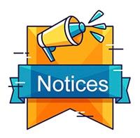 07 Notices