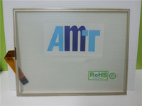 AMT2527 91 02527 00A AMT 2527 10.4 inch Touch Glass Panel For machine Repair,New & Have in stock