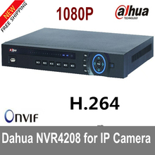 2017 NEW CCTV Dahua NVR NVR4208 8CH Network Video Recorder 1080P H.264 English Firmware Support Onvif Free shipping