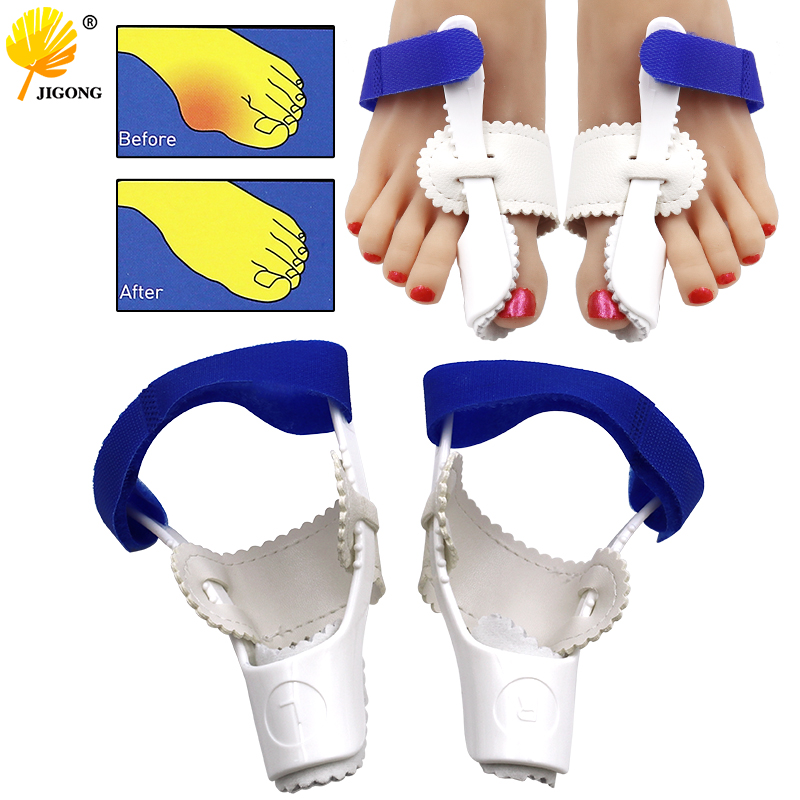 Bunion Device Hallux Valgus Orthopedic Braces Toe Correction Night Foot Care Corrector Thumb Goodnight Daily Big Bone Orthotics