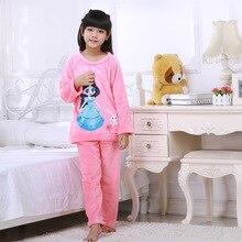 High Quality Kids Flannel Sleepwear