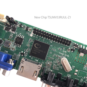 Image 5 - M53V5.1 LCD universale LED TV Controller Driver Board Kit TV/PC/VGA/HDMI/USB interfaccia matrice T56 supporto russo V53RUUL Z1