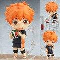 "Nendoroid Haikyuu!! Hinata Syouyou #461 PVC Action Figure Toy Boneca 4 ""10 cm Retail Box WU165"