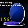 1.56 lente Profesional anti-lentes azules, lentes de computadora, la radiación UV fatiga lente asférica miopía lentes ultradelgadas 2