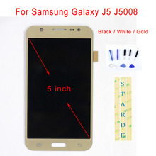 STARDE Replacement LCD For Samsung Galaxy J5 J5008 Display Touch Screen Digitizer Assembly 5