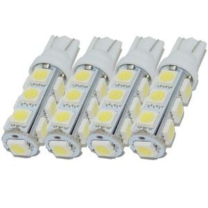 Image 3 - Safego 10 Chiếc T10 W5W 194 168 2825 LED Wedge Bóng Đèn Thay Thế 5050 13 SMD Tự Động Xe Hơi Ô Tô Trang Trí Nội Thất Đèn trắng Ấm 5000K 6000K