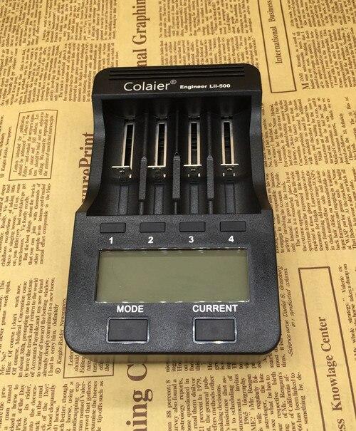 Colaier lii-500 nimh 배터리 충전기, 3.7 볼트 18650 26650 1.2 볼트 aa aaa 5 볼트 출력 스마트 lcd 충전기 lii500 liitokala