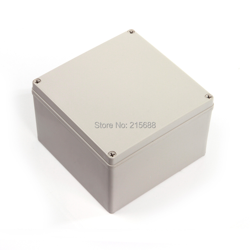Saip IP66 waterproof box for electronics 200 200 130MM DS AG 2020