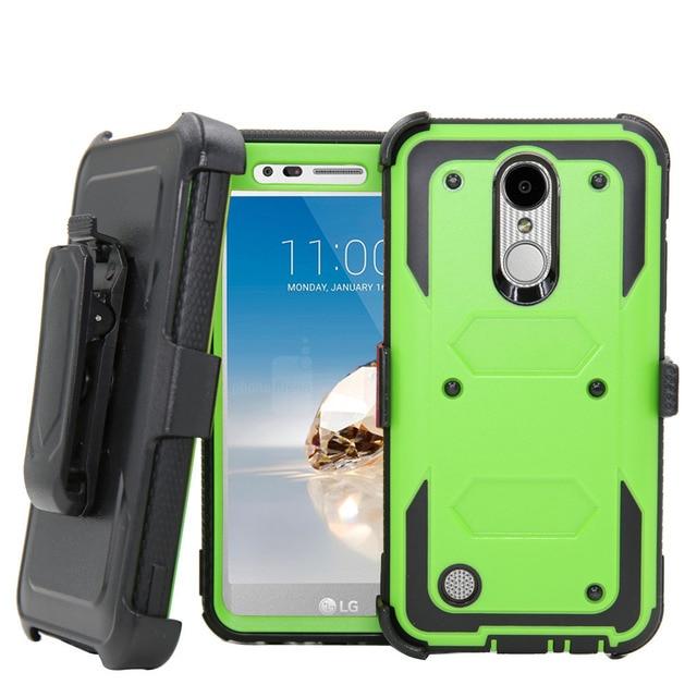 Green Phone case lg k20 5c64f482953a7