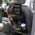 Carro do bebê assento do banco traseiro organizador de bolso de armazenamento