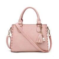 Luxury Women Handbag Tassel Imitation Pearl Women Shoulder Crossbody Bag Female Ladies Messenger Bag For Women