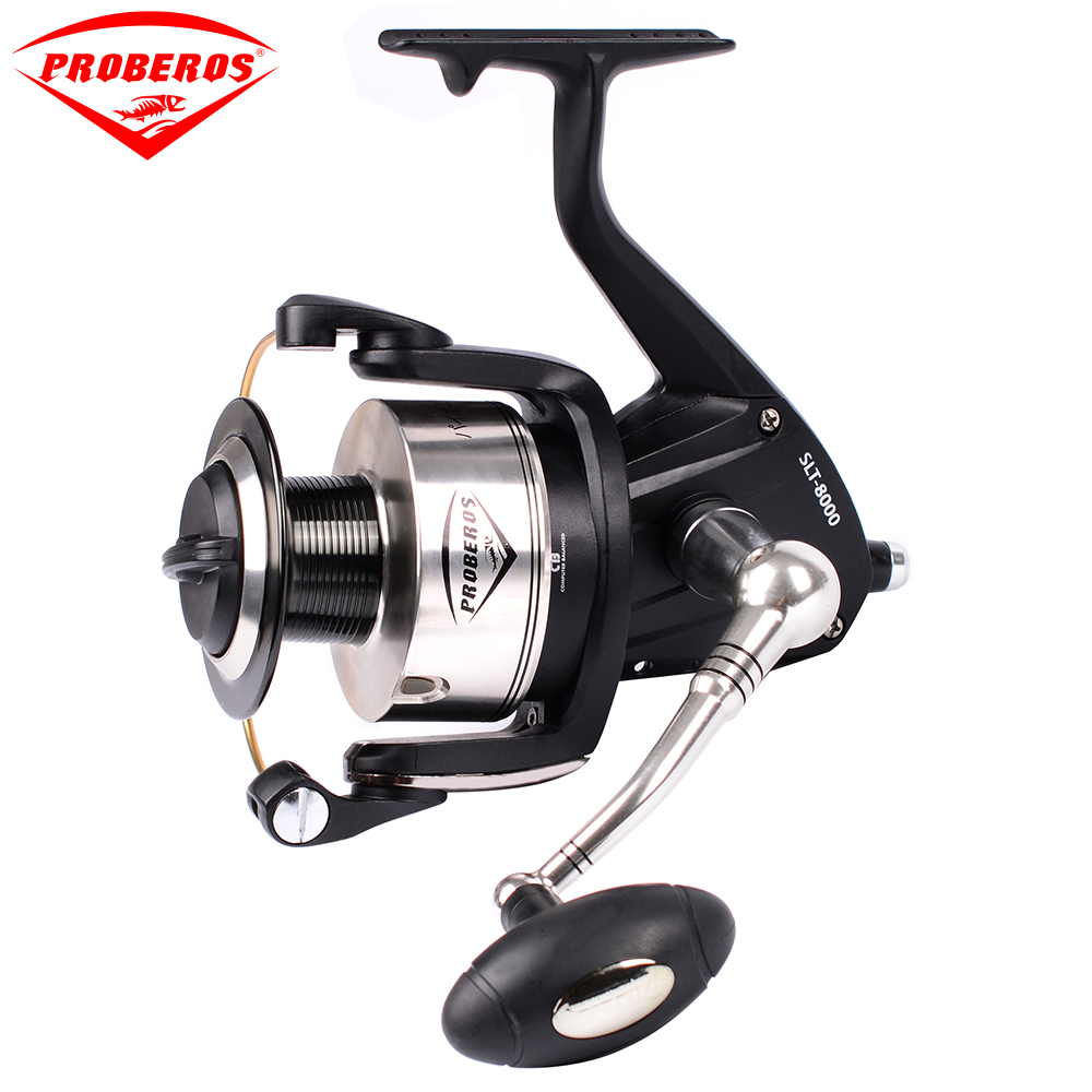 Fishing Reels Aluminum Alloy 21KG Max Drag Sea Boat SLT7000-8000 Spinning Reel 4+1BB Anti-Seawater Stainless Steel Bearing Reel vik max adult kids dark blue leather figure skate shoes with aluminium alloy frame and stainless steel ice blade