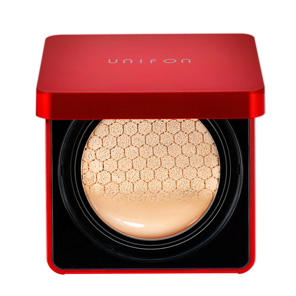 Unifon Air Cushion BB Long Lasting Moisturizing Brightening Skin 15g