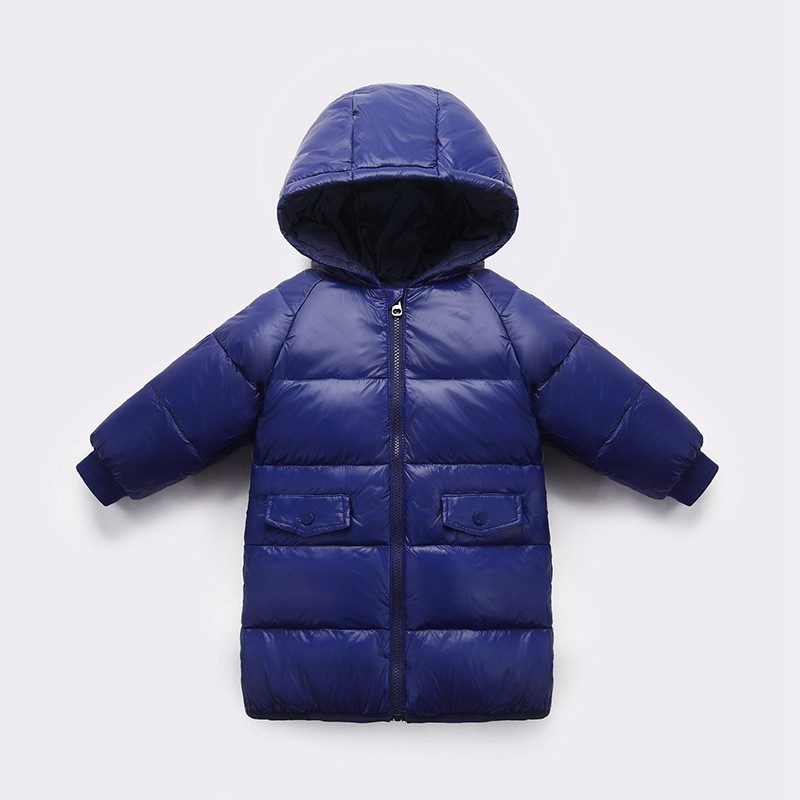 CROAL CHERIE 90% Down Winter Coat For Kids Girls Boys Long Warm Kids Boys Winter Jacket Thicken Toddler Girl Winter Clothes   (2)