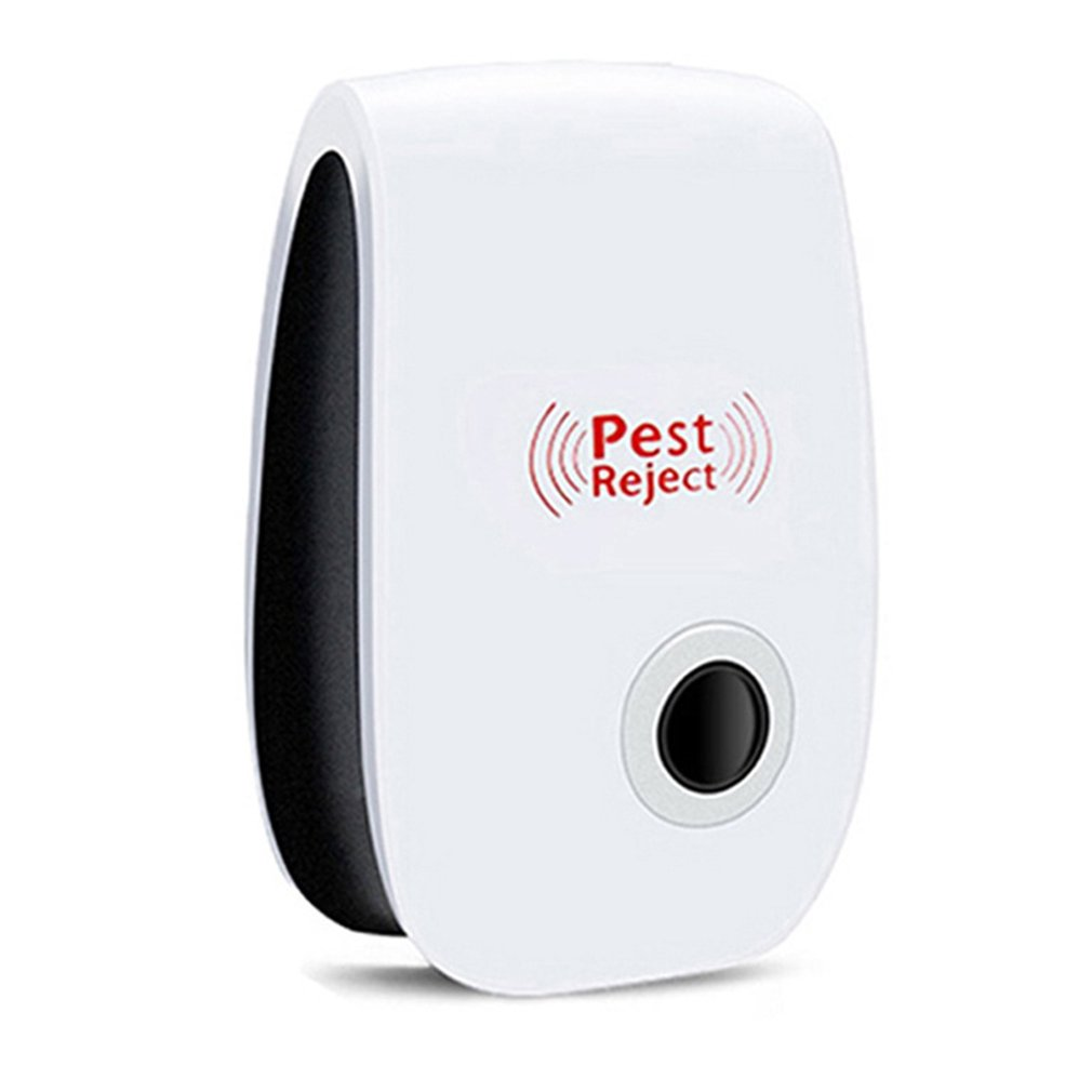 Ultrasonic Anti Mosquito Pest Repellent Electronic Insect Repeller Cockroach Rat Mouse Pest Reject Repellent