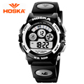 HOSKA Male And Female Students Digital Watch Waterproof Electronic Watch Children Watch Luminous Outdoor Leisure Multi-function