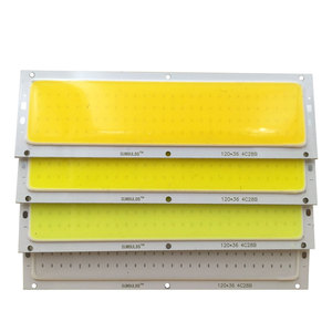 Image 5 - Sumbulbs 120x36MM 1300LM Ultra Bright LED Light Source 12V 12W COB Lamp for 12V Lights DIY Waterproof LED Chip Module Bulb Strip