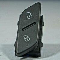 Para V olkswagen nova s agitar 16D 962 125 fechaduras botão interruptor da porta do carro fechadura da porta Central| | |  -