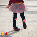 AD Lovely Dots  3T-7 Girls Skirts Pleated Princess Baby Girl Children Tutu Skirt Clothing Kids Spring Autumn Clothes saia faldas
