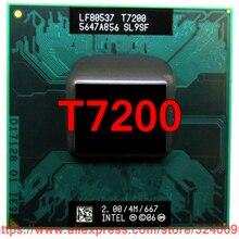 CPU Laptop Processor Socket-479 Lntel-Core T7200 667-Mhz/dual-Core 2-Duo Original