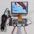 VGA AV LCD Controller board kit KYV-N2 V6 + 5inch ZJ050NA-08C 640x480 LCD Screen with touch panel